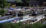 Crick Boat Show and Waterways Special Weekend: Narrowboats - Crick