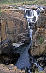 Treur River: Bourke's Luck Potholes - Blyde River Canyon Nature Reserve